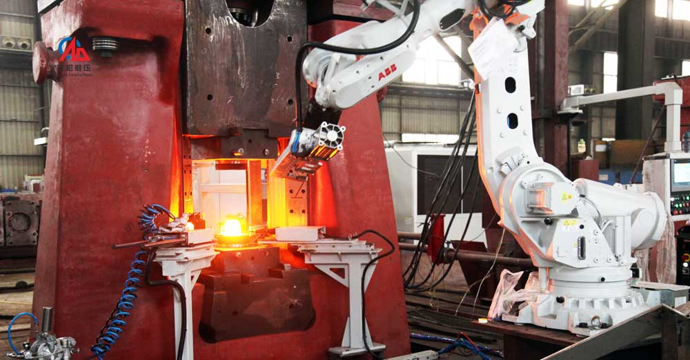 automatic forging steel ball manufacturing process